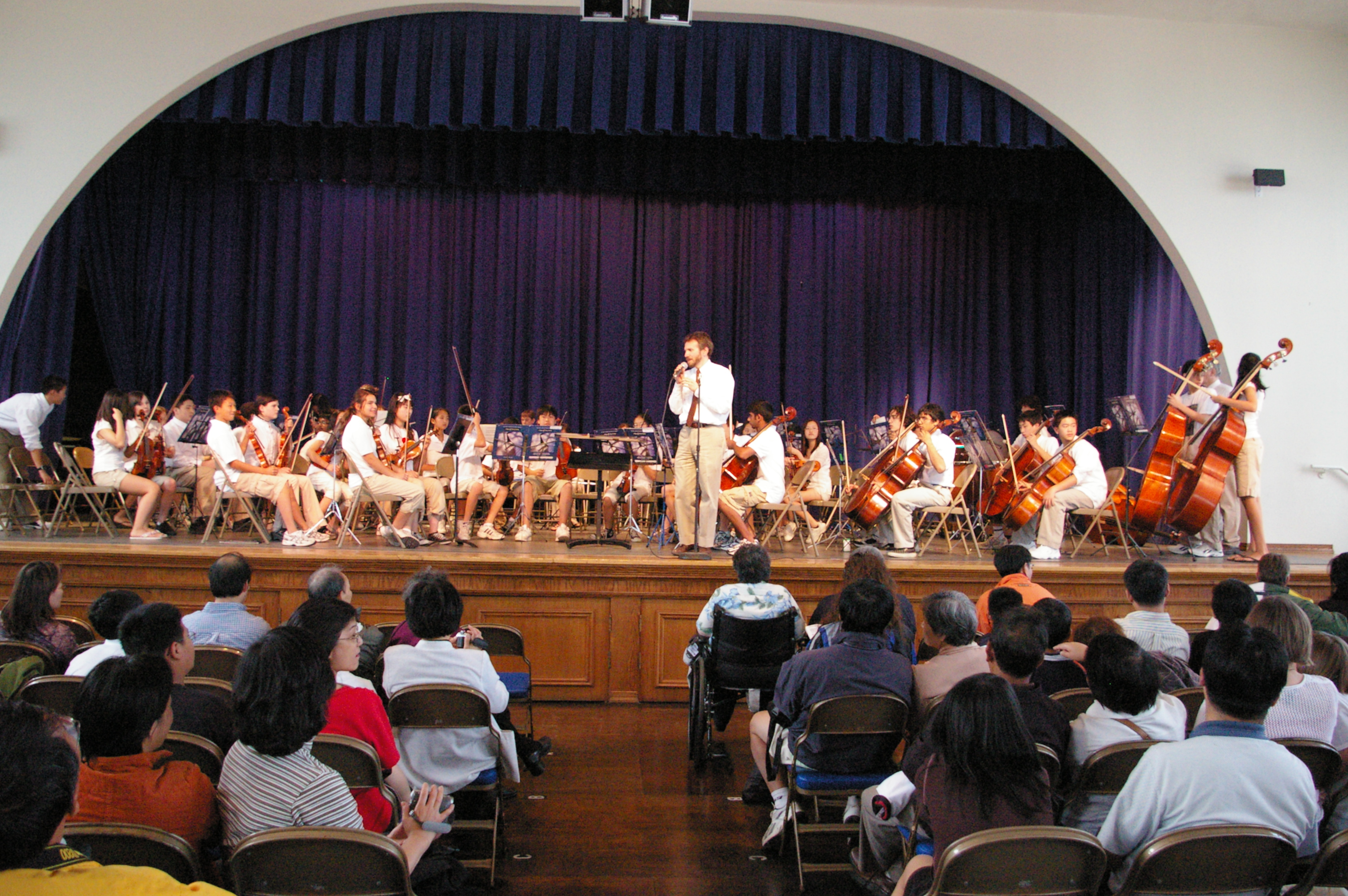 Venues Youth Orchestra Of Central Jersey