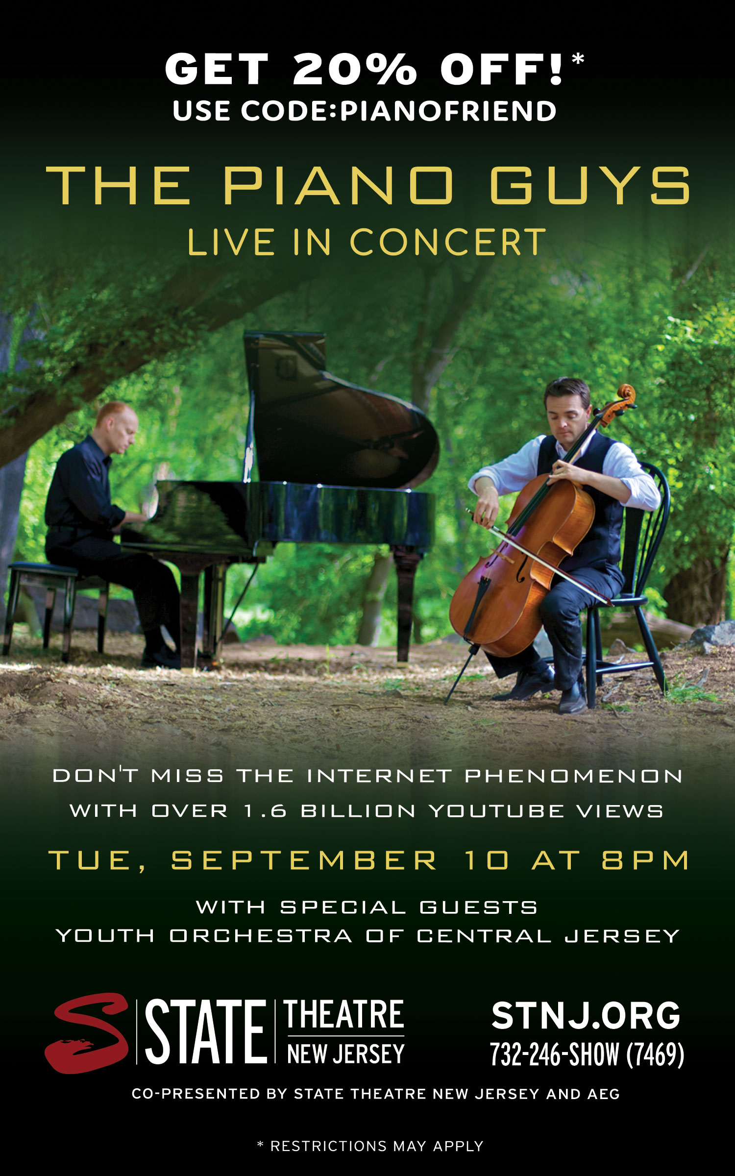 Youth Orchestra of Central Jersey |